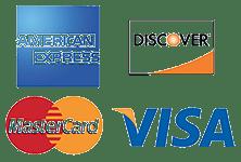 Visa/MasterCard/Discover/AMEX